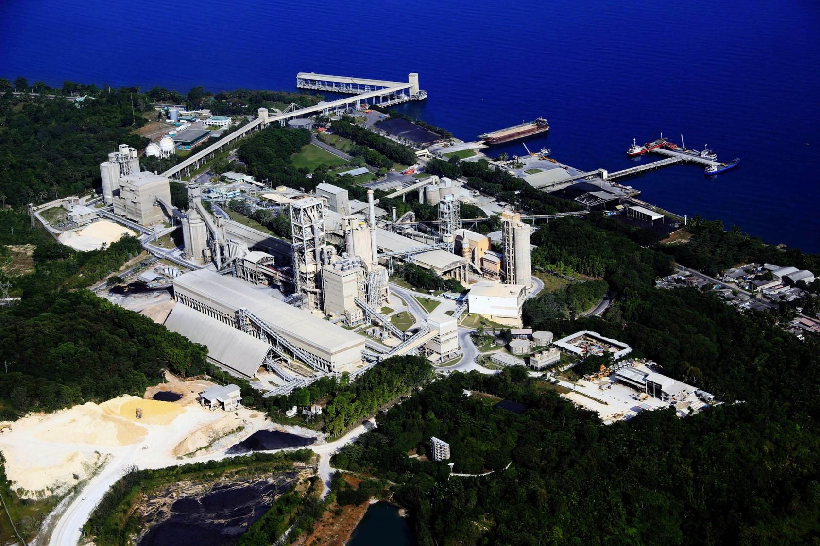 Private Port of Holcim Philippines, Inc. in Lugait, Misamis Oriental